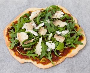 Pizza ganz