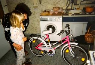 Mein erstes Fahrrad